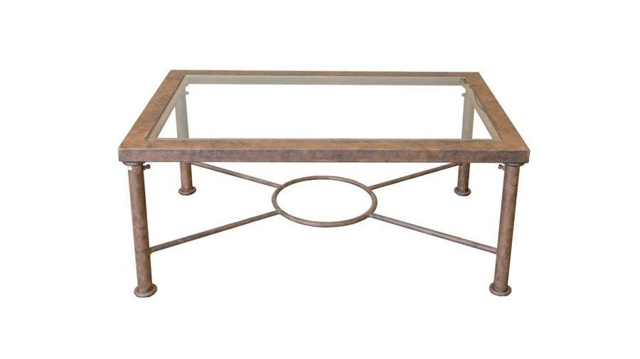 Mesa regulable y elevable en altura para salón, mesa de comedor o camilla en invierno, de centro o forja en verano